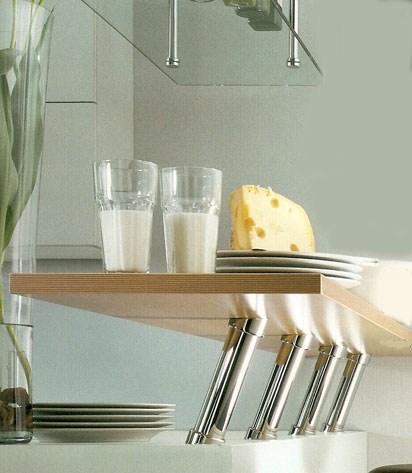 console de bar angle 20 cuisinesr ngementsbains. Black Bedroom Furniture Sets. Home Design Ideas