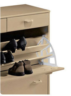 porte chaussures cuisinesr ngementsbains. Black Bedroom Furniture Sets. Home Design Ideas