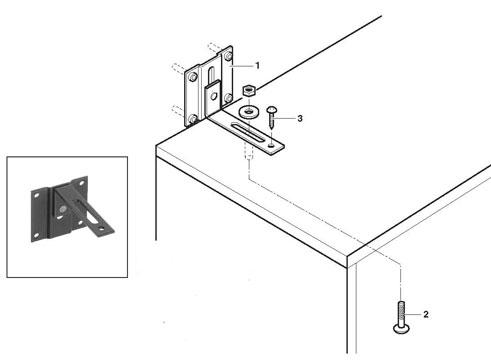ferrure de securite pour lit escamotable 2b1 cuisinesr ngementsbains. Black Bedroom Furniture Sets. Home Design Ideas