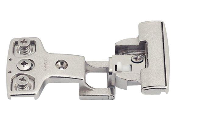 Hafele dissimulée porte de cuisine armoire cliquez sur charnières 2 Pack 165 ° 35 mm