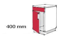 derriere porte pivotante 400 mm cuisinesr ngementsbains. Black Bedroom Furniture Sets. Home Design Ideas